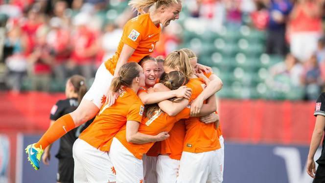 Samenvatting Nederland-Nieuw Zeeland (WK Vrouwen)